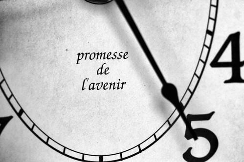 Promesse de l'avenir
