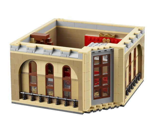 LEGO Creator Expert 10232 - Palace Cinema -Detail 09
