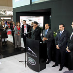 MTI Automotive | Jaguar Land Rover Reveal Latest Line-Up at 2013 Cairo International Motor Show