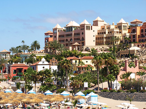 Luxury Hotel, Costa Adeje, Tenerife