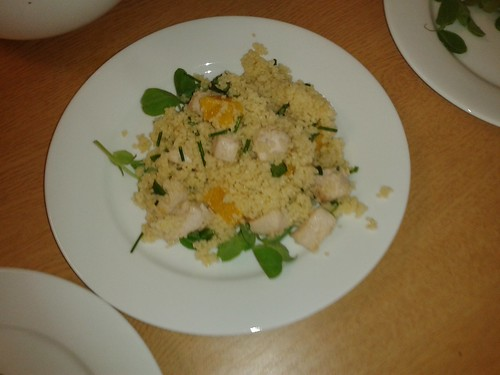 Theo's delicious couscous