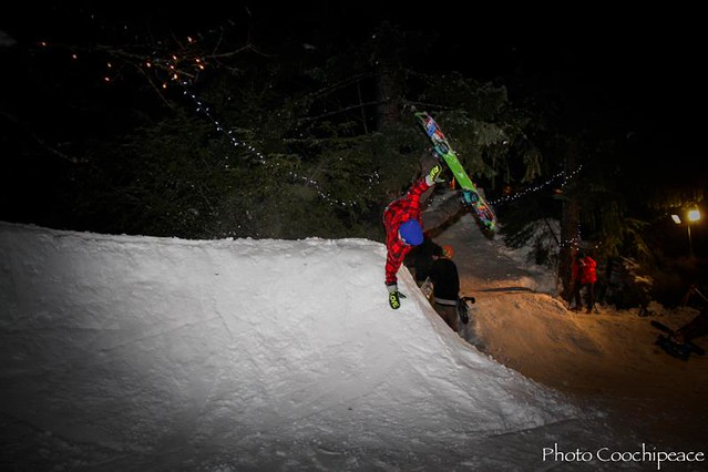 Rider: Jessy Brown, Photo CoochiPeace, Location: Camp of Scallions