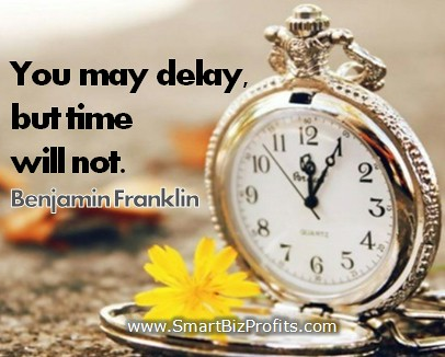 inspirational quotes about time benjamin franklin flickr