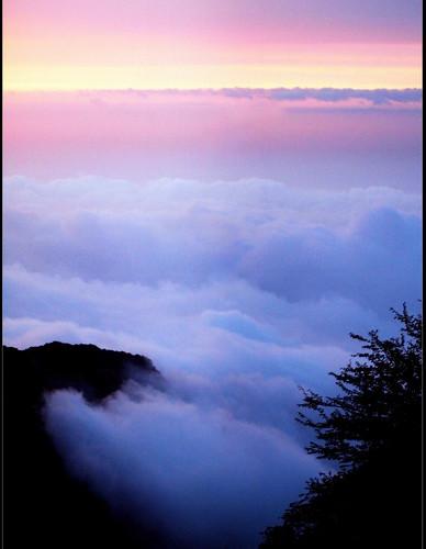 china mont chine huashan