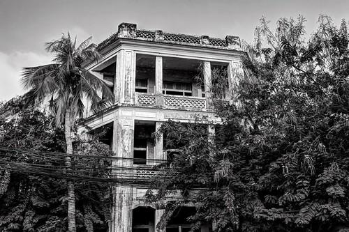 film french cambodge cambodia khmer terraces jungle tropical phnompenh abondoned mattdillon cityofghosts centralpolicestation