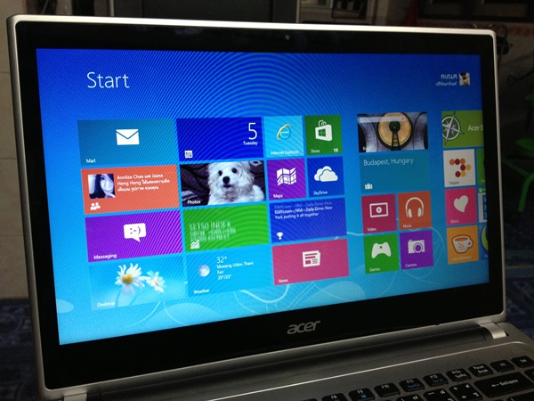 PC Windows8