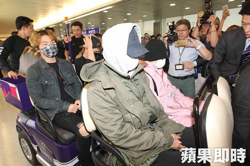 Big Bang - Taiwan Airport - 24sep2015 - Press - 07