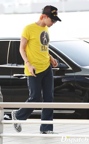 Big Bang - Incheon Airport - 07aug2015 - Dispatch - 02