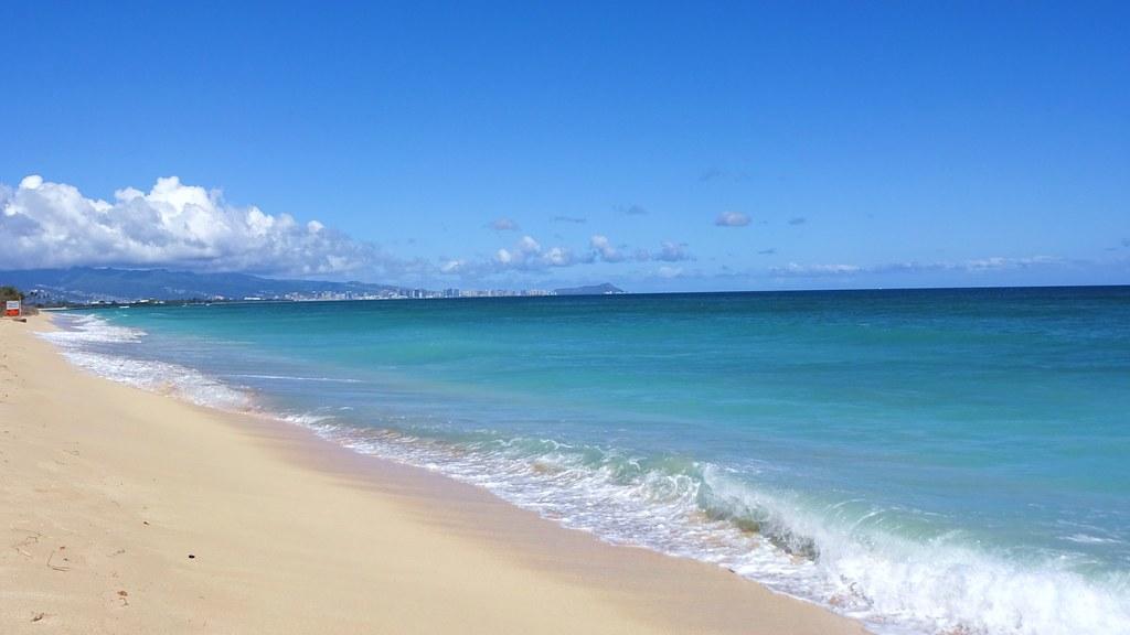 Asing Park Ewa Beach Hawaii