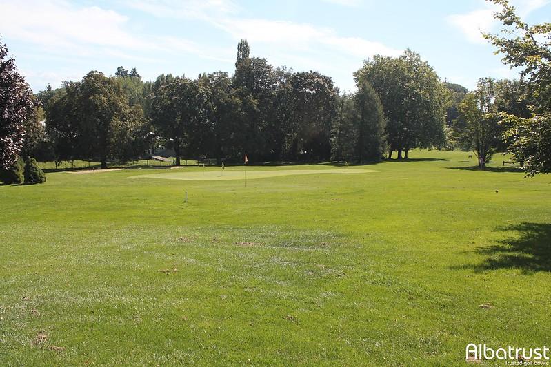 photo du golf Golf de Divonne Les Bains - Parcours