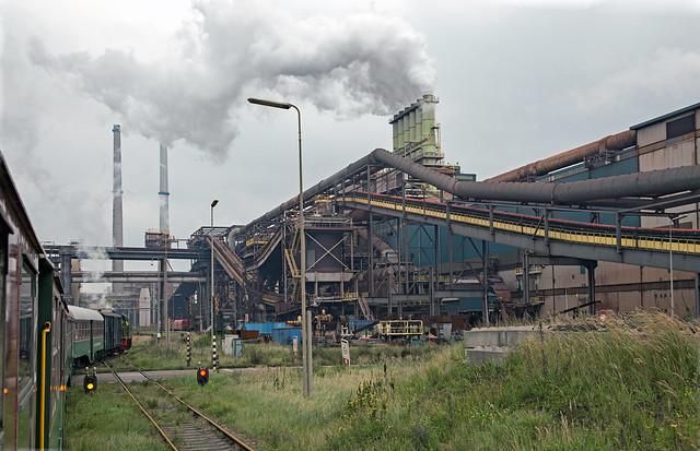 Loc TOM (Krupp bj. 1949) Tata Steel Velsen Noord 28-8-2016 (2)