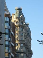 Ansonia Apartment Building Detail 3809
