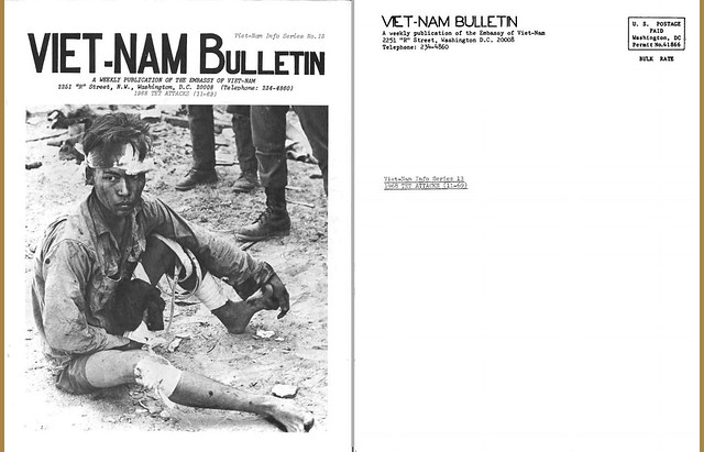 Viet-Nam Bulletin - 1968 Tet Attacks (November 1969) (01)