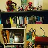#boutofbooks #shelfie4boutofbooks Got many places for books