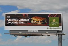 Panera Bread billboard - Santan Freeway Loop 202,…