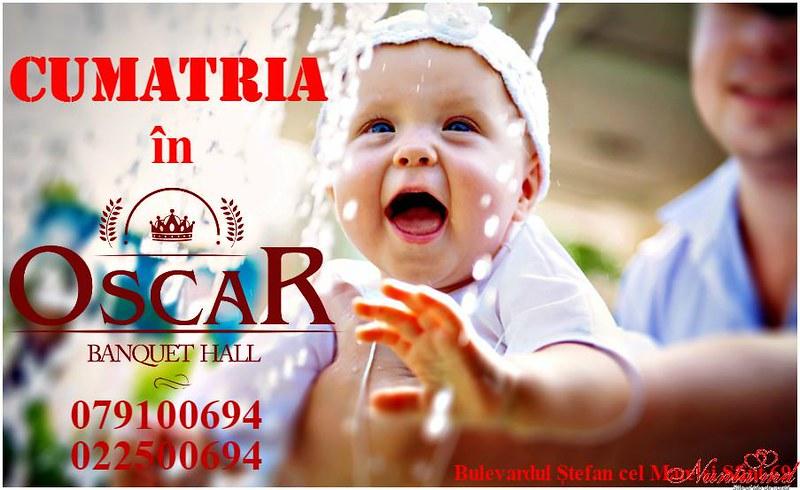 """Restaurantul Oscar > Cumatria in """"OSCAR"""" Banquet Hall"""