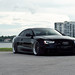 Audi RS5 on Rotiform LSR