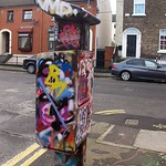 Windmill Lane, Dublin - parking meter