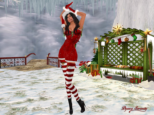 Happy Holiday by Dyana Serenity