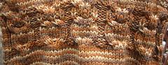 Parker's Owl Vest closeup