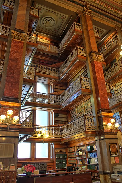 Law Library Iowa State Capitol Flickr Photo Sharing