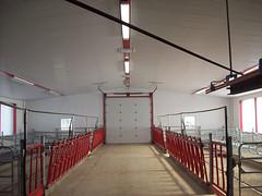 Plafond et murs intérieures