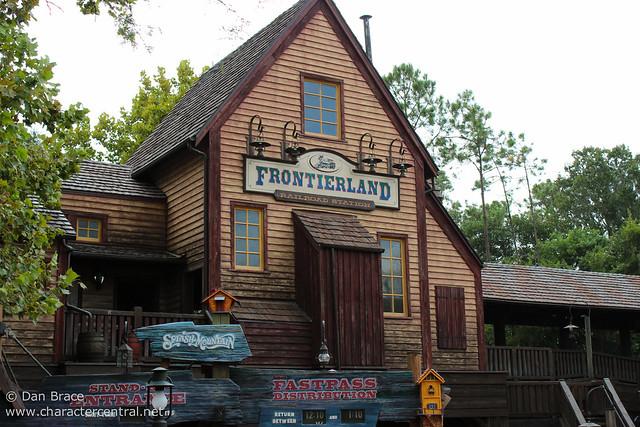 Exploring Frontierland