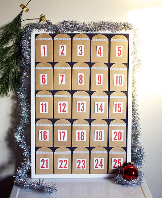 INSPIRED TO SHARE ADVENT CALENDAR