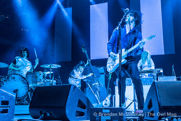 Jack White @ Oracle Arena, Oakland 12/7/12