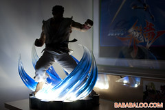 Ryu 10th Anniversary Celebration Statue 7