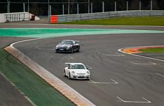 Circuit de Spa Francorchamps - PORSCHE 911 ??? & PORSCHE 911 GT3 RS 4.0