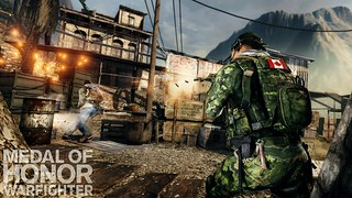 Medal of Honor Warfighter: Zero Dark Thirty Map Pack