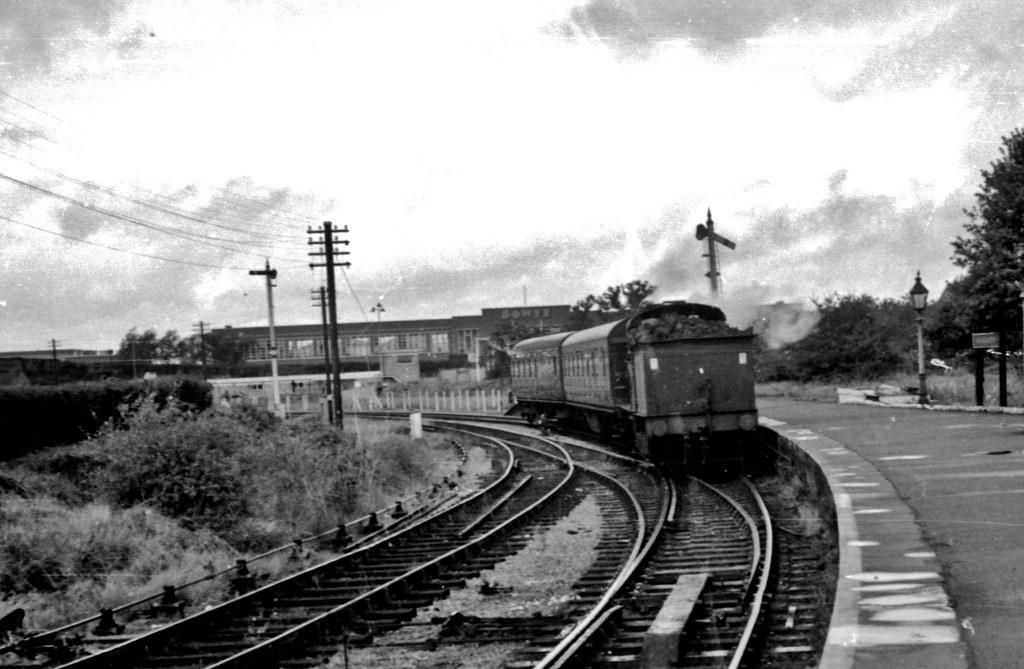 ashchurch for tewkesbury railway station map