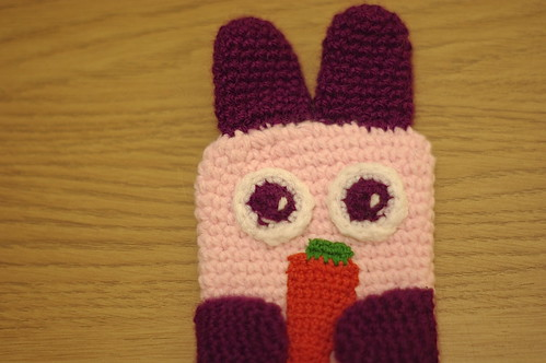 amigurumi #86 M iPhone cosy 2