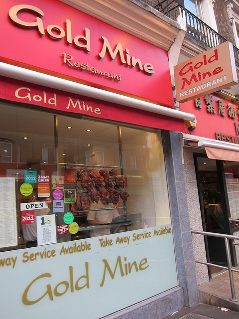 Gold Mine London