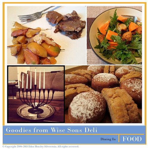 Chanukah Celebrations: Catering from Wise Sons