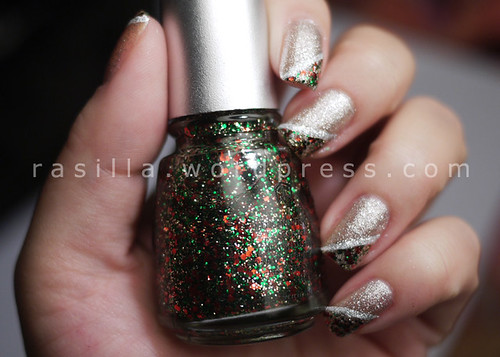 China Glaze Tinsel+Party Hearty