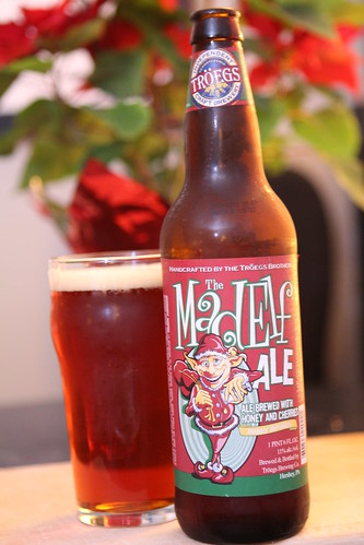 Troegs The Mad Elf Ale