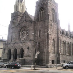 abbey, building, cathedral, historic site, place of worship, facade, church,