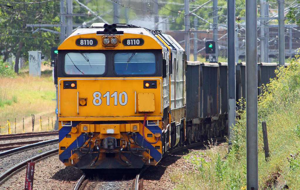 8110, DL42 1933 Marrickville by Thomas