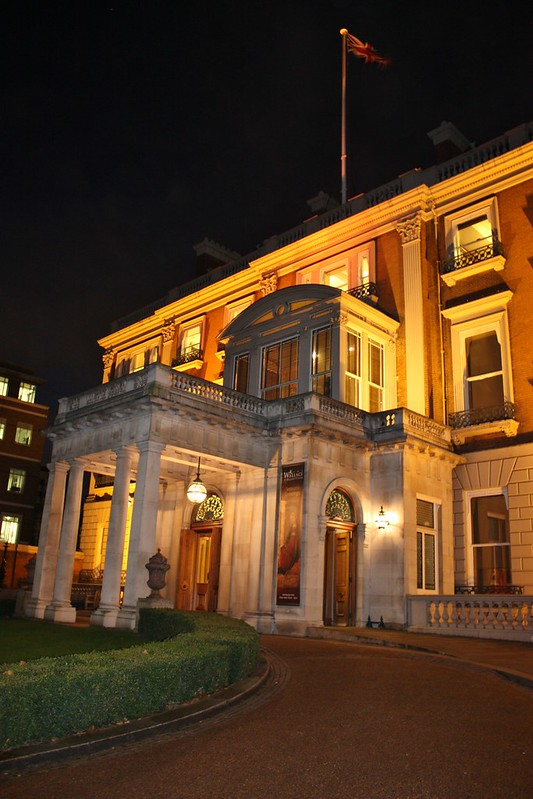 Wallace Collection at Night