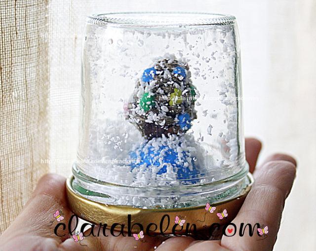 Bola de nieve de Clara Belén
