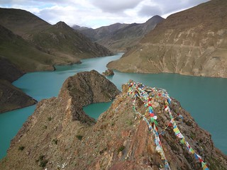 Rio Yarlung Zangbo Tibete