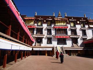 Mosteiro Drepung Tibete