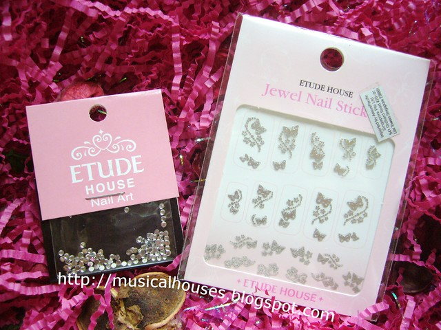 etude house nail art