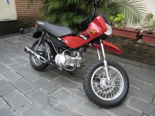 Honda POP 100 - 2013