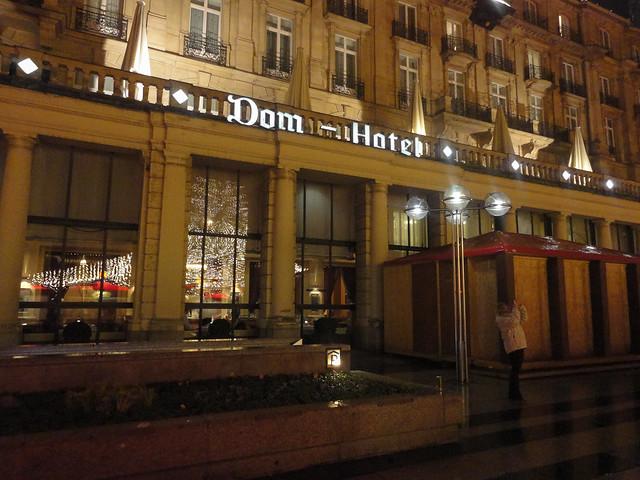 Dom Hotel Koln Eroffnung