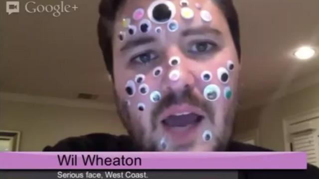 Wil wheaton creepy porn bot