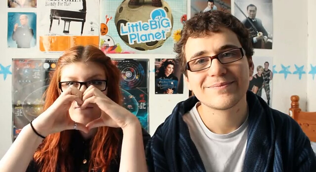 Me and Dan (NerdCubed) | Flickr - Photo Sharing!