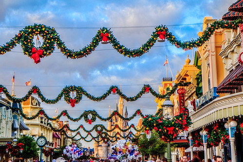 Main Street Welcomes Christmas